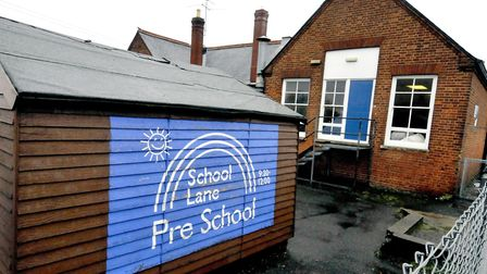 School Lane Preschool in Sprowston has closed suddenly. Picture: Archant