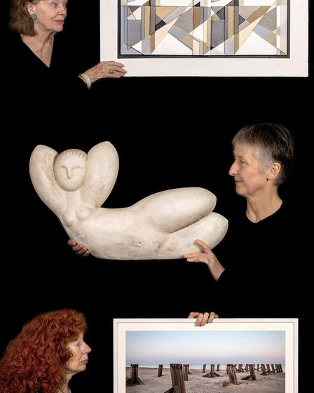 Art, obsession and maturity: work by Julia Cameron, Mary Mellor and Vanessa Pooley