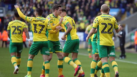 Norwich City - and Tom Trybull - were at their fluent best as they swept Bolton Wanderers aside at t