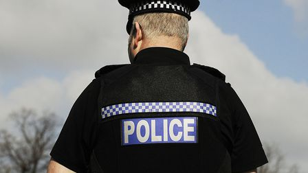Police will be meeting the public to discuss issues including gangs and knife crime in Diss. Picture