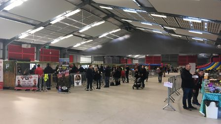 Fortnite Live day two at the Norfolk Showground. Picture: Conor Matchett