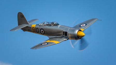 The Old Buckenham Airshow is to take place on the same day as Norfolk Day 2019. Picture: Eirik Osten