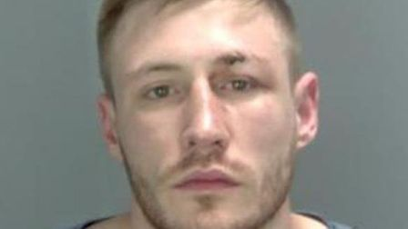 Liam O'Reilly is wanted by police. Photo: Norfolk Constabulary