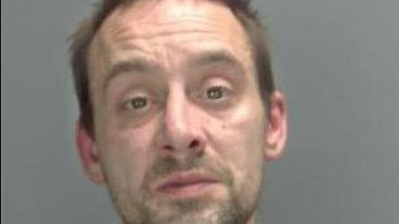 Robert Smith is wanted by police. Photo: Norfolk Constabulary