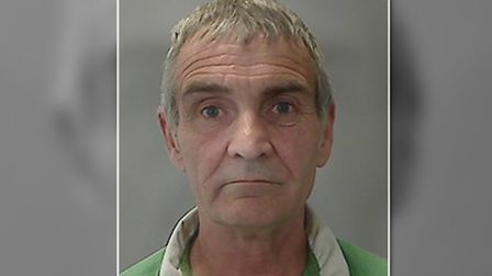 Charles Adcock is wanted by police. Photo: Norfolk Constabulary