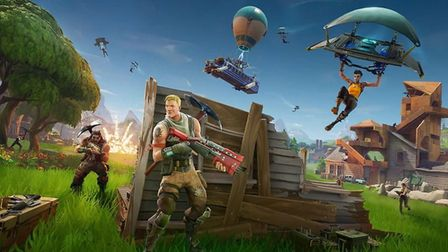 Fortnite was created by American developers Epic Games. Picture: Epic Games