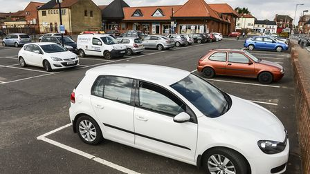 Issues over fines handed out at Miller's Walk Car Park in Fakenham have been discussed by the town c