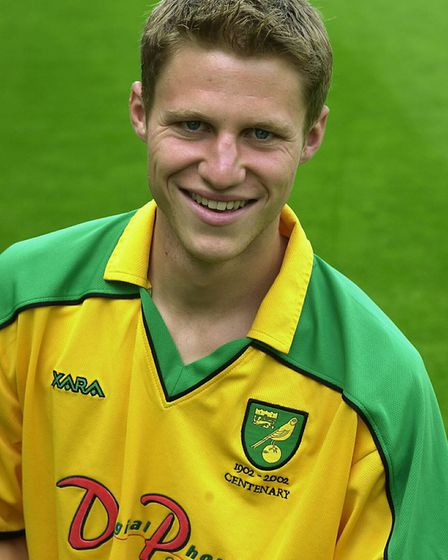 Norwich City player Lewis BloisPhoto: Bill Smith