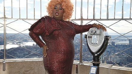 The Waterfront will host Ru Paul's Drag Race star Latrice Royale. Photo: Getty Images