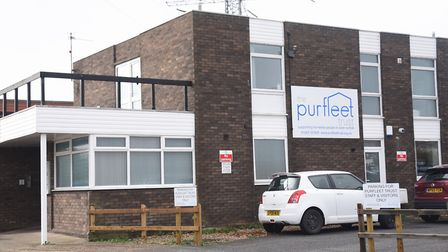 Pathway House, the new building for the Purfleet Trust homeless charity in King's Lynn. Picture: DEN