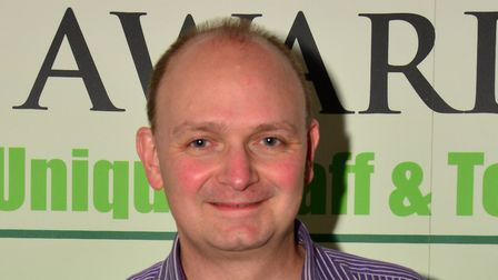 Dr Jim Crawfurd, East of England regional chairman for the Royal College of Emergency Medicine. Phot