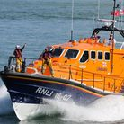 Cromers RNLI lifeboat was called out to assist a broken-down fishing vessel 39 miles off the coast.