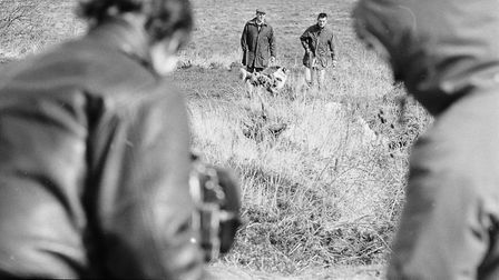 The Crimewatch reconstruction in 1989 of Kevin Block finding the body of Jeanette Kempton in a field