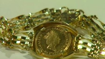Jewellery similar to what Jeanette Kempton was wearing when she went missing. These items have never
