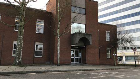Magistrates' Court, Ipswich. Picture: ARCHANT