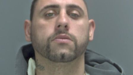 Joseph Sharpe was jailed for 15 months for dangerous driving. Picture: Norfolk Police