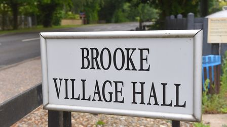 Plans for new homes and a primary school behind Brooke Village Hall have now been withdrawn by devel