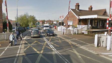 Level crossing upgrade works are set to be carried out to the Oulton Broad North level crossing betw