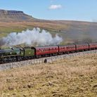 British India Line is set to haukl the special train in memory of Nigel Dobbing Picture: Bob Green