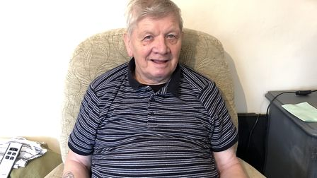Peter Horne's friend Jane Brown has spoken about the situation with his care in Norfolk. Picture: Da