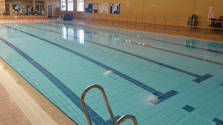 Bungay pool remains closed after customers complained of sore eyes and throads. Picture: Contributed
