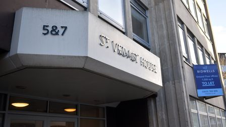 Thirty employees from the Norwich office at St Vedast House have lost their jobs and all 16 regiona