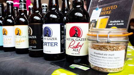 Norfolk Brewhouse beers Picture: Prominent PR