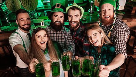 St Patricks Day Photo: Getty Images