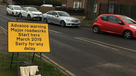 Marl Pit Lane, Hellesdon Road and Jex Road in Norwich will be shut for work by UK Power Networks. P