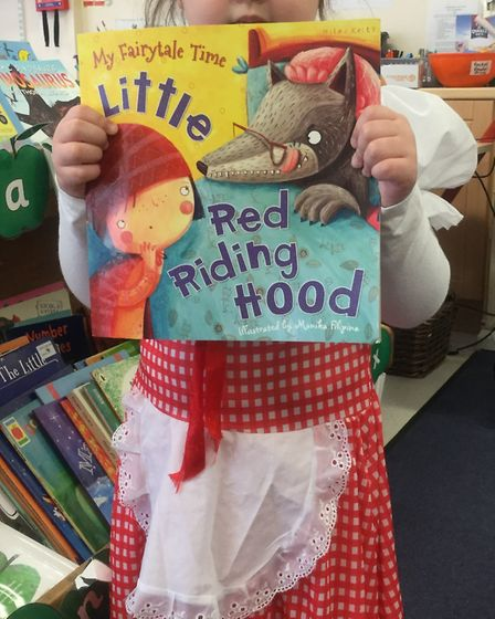 Suffield Park Infant and Nursery School celebrate World Book Day 2019. They also raised money for ne