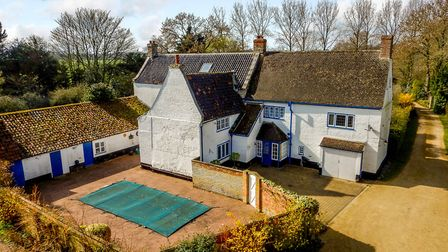 Playters Hall is currently on the market with Savills for £650,000. Picture: Savills