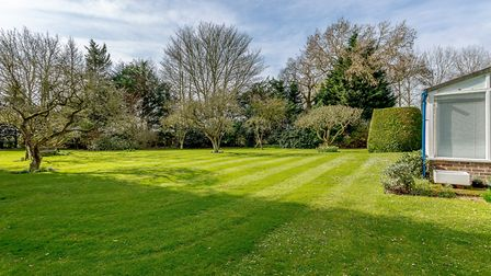 The property sits in approximately 1.7 acres of land. Picture: Savills