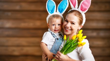 Easter celebrations Credit: Getty Images/iStockphoto