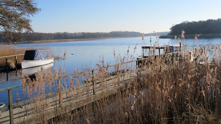 Rollesby Broad from the Waterside. Photo by John Paul.
