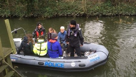 Five Norfolk men were among those fined £9,000. Picture: Environment Agency