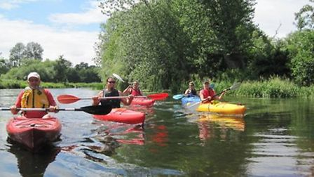 Activities on the Norfolk Broads are being promoted to Australians in a new tourist initiative. Pic: