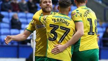 Teemu Pukki and Max Aarons join Jamal Lewis at the 2019 EFL Awards after stellar campaigns for Norwi