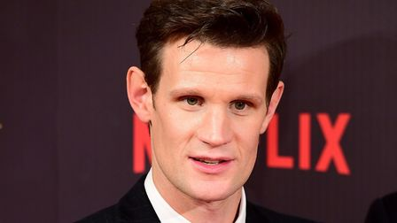 Matt Smith has praised the Duke of Edinburgh, saying he showed an unflappable attitude after his car