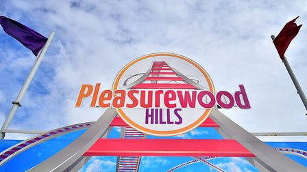 Pleasurewood Hills theme park opened its doors for the first time this year on Saturday, April 6. P