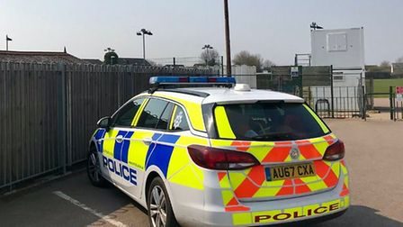 Police were called out to Manor Park, in Long Stratton Picrture: Norfolk Constabulary