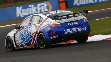 MG6 racer Rob Smith narrowly missed out on scoring a maiden championship point for the locally-based