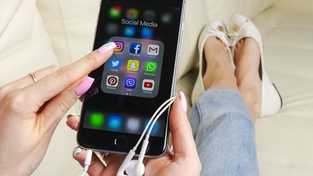 Living life through social media does nobody any good, argues Rachel Moore PHOTO: Getty images