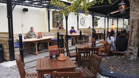 The Lamb Inn in Norwich has been named the best pub in Norfolk by the National Pub & Bar Awards. Pi