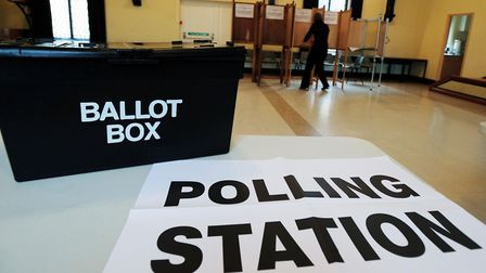 Norwich goes to the polls on May 2. Pic: Rui Vieira/PA.