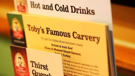 Toby Carvery: Captain Manby in Gorleston Credit: James Bass