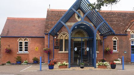 All Hallows Hospital at Ditchingham,near Bungay. All Hallows Healthcare Trust has announced its like