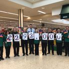 East Anglias Childrens Hospices (EACH) has received a huge 292,000 towards the nook appeal from Morr