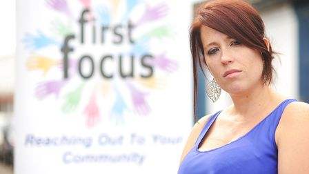 First Focus co-ordinator April Simnor has spoken out after four wheelchairs were taken from the char