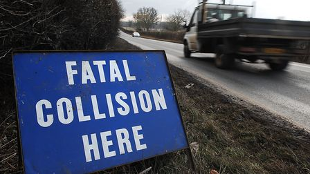 A rise in the number of people killed or seriously injured on Norfolk's roads has prompted concern a