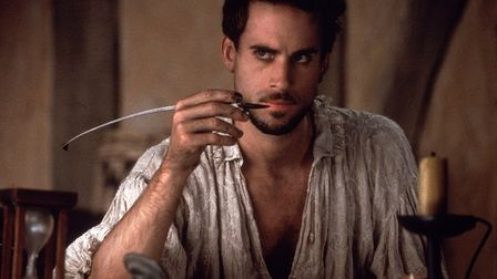 Joseph Fiennes is Britain's greatest playwright Will Shakespeare in the romantic comedy Shakespeare